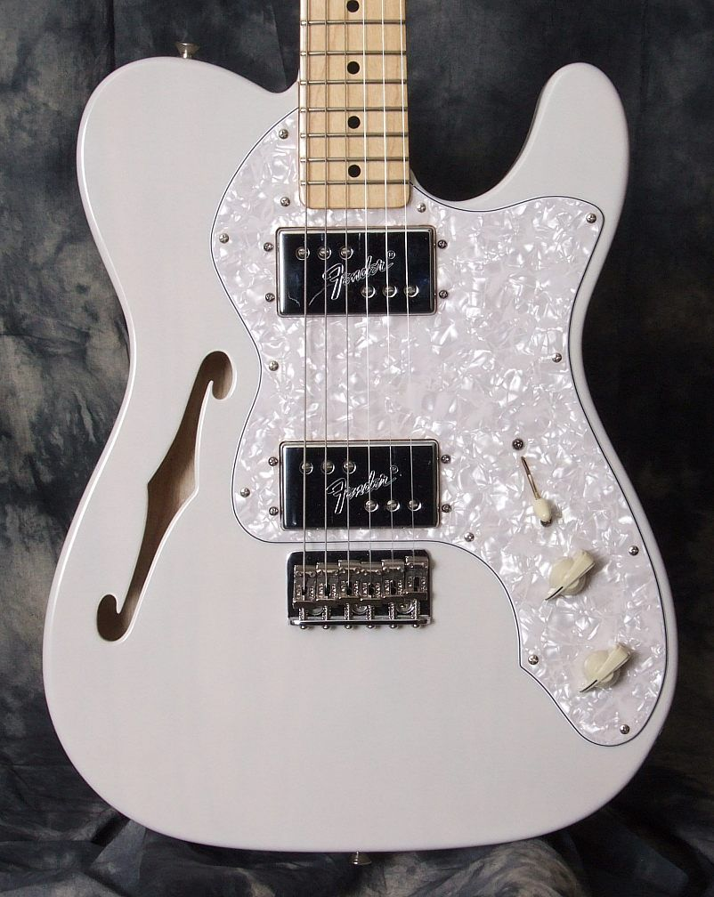 Fender 60th Annivesary Special Edition White Telecaster