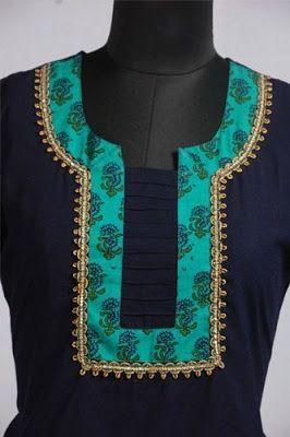 51+ Latest salwar kameez neck designs    Indian suit neck designs