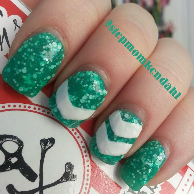 Hooky At The Hamlet From Hare Polish Nail Art Extreme Pinterest