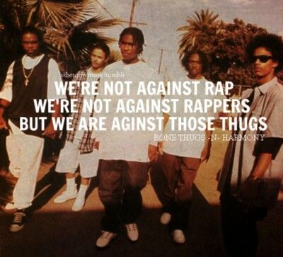 BONE THUGS-N-HARMONY - NOT MY BABY LYRICS