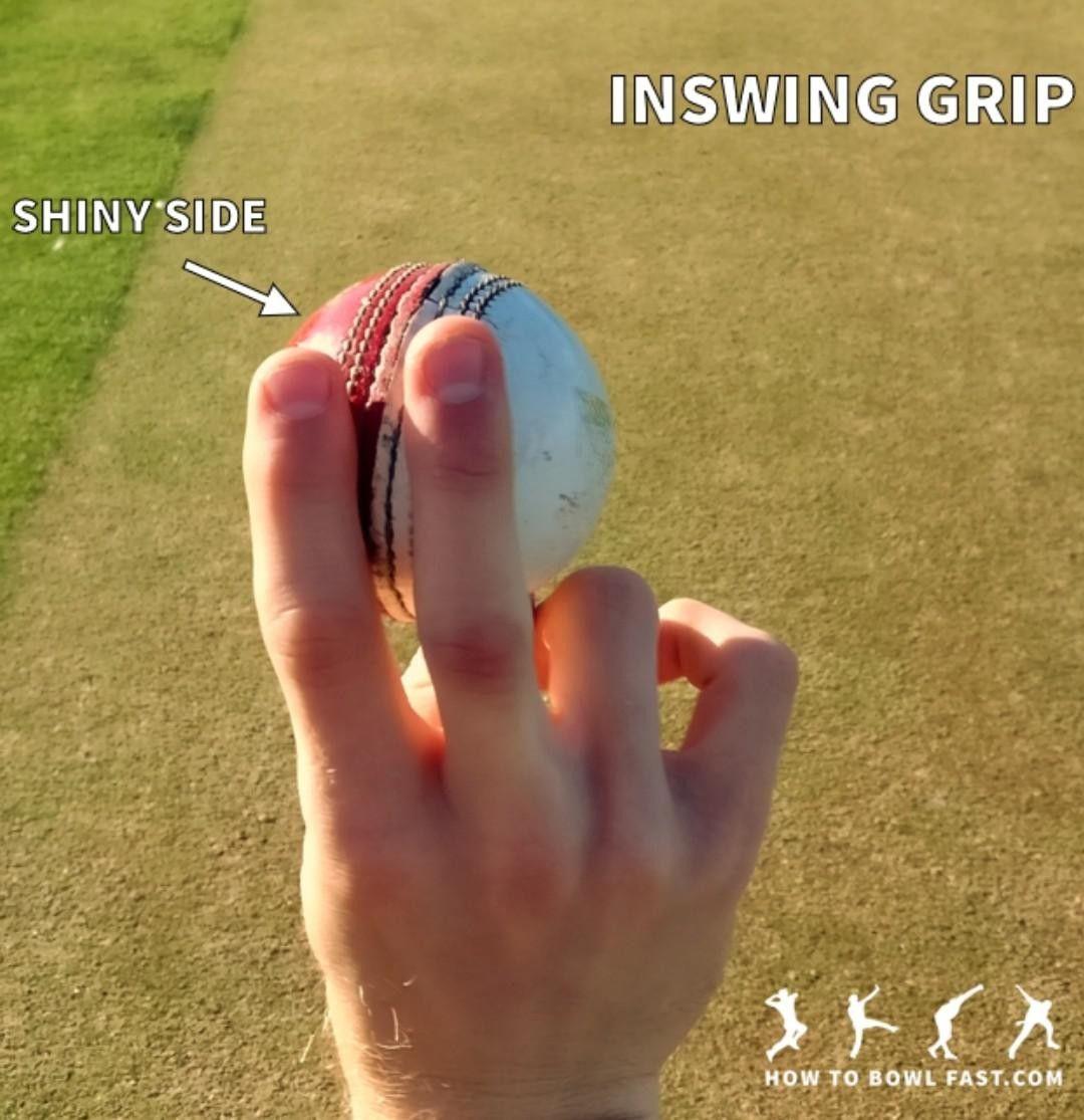 inswing grip | KreedOn