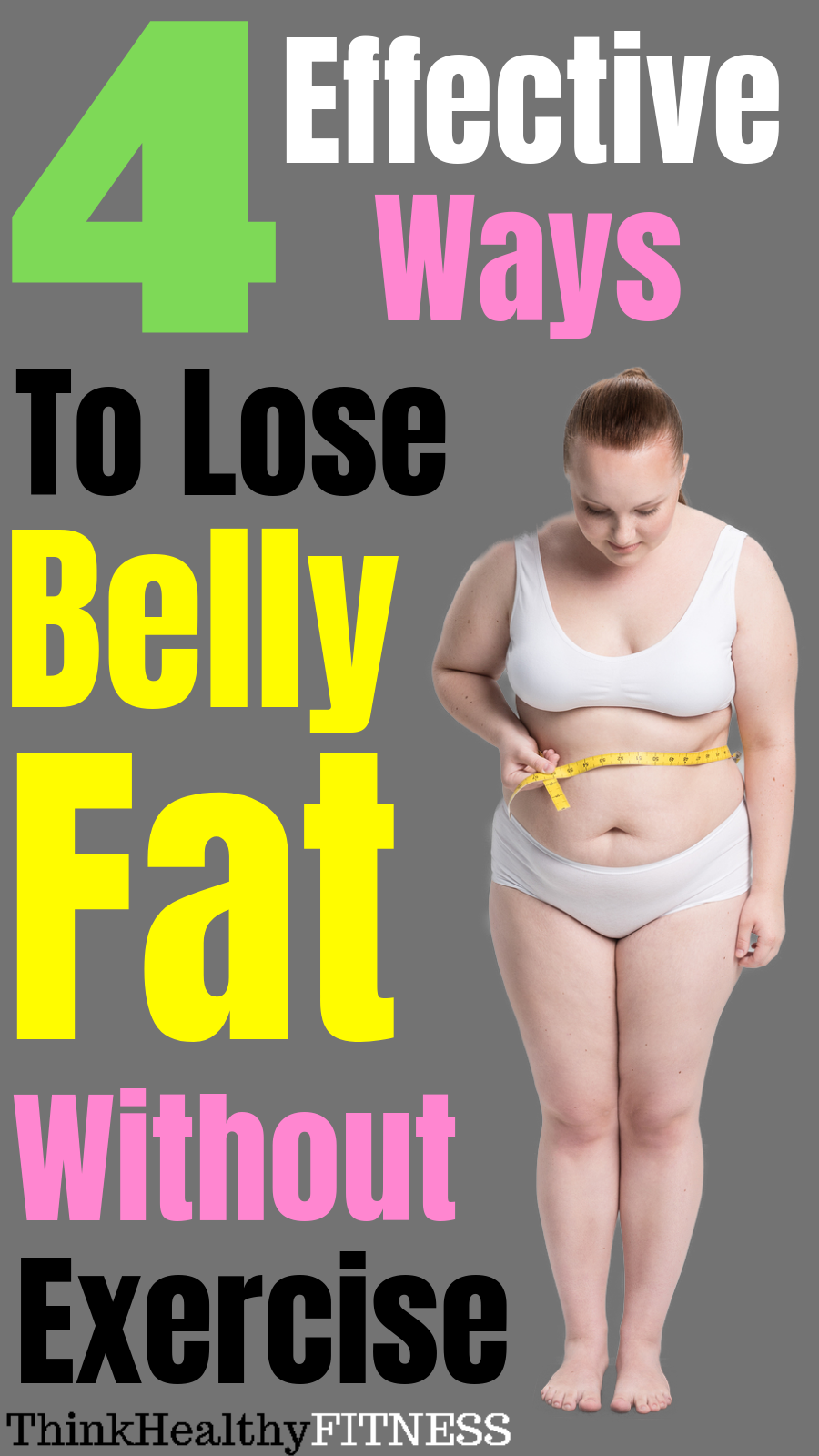 Pin on How to lose belly fat for women