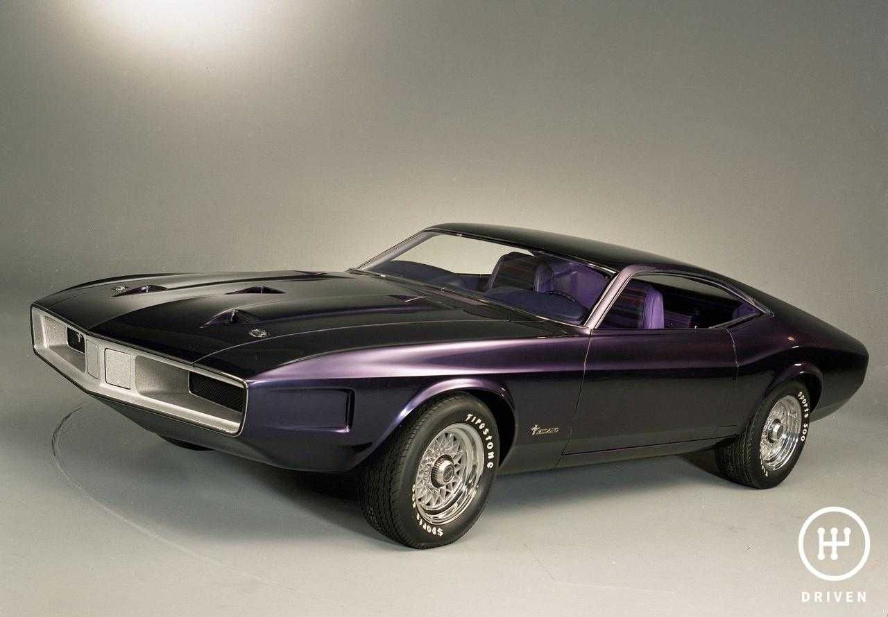 Ford 1970 Mustang Milano Concept Technical Features Pictures 1970 Ford Mustang Ford Mustang Mustang