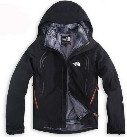Authentic Mens North Face Triclimate Jacket Clearance Leopard Black ... f5613f4ab