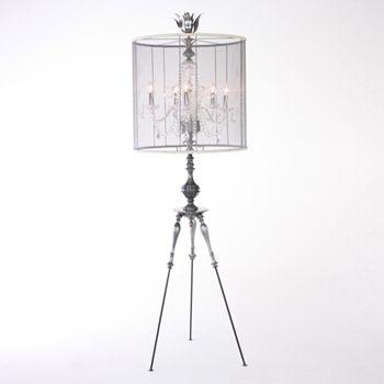 Annika Floor Lamp Chandelier Floor Lamp Tripod Floor Lamps Floor Lamp