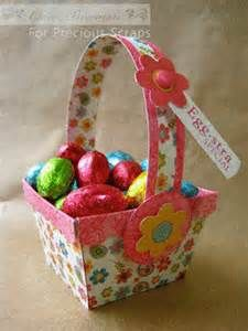 paper easter basket template - - Yahoo Image Search Results | Easter ...
