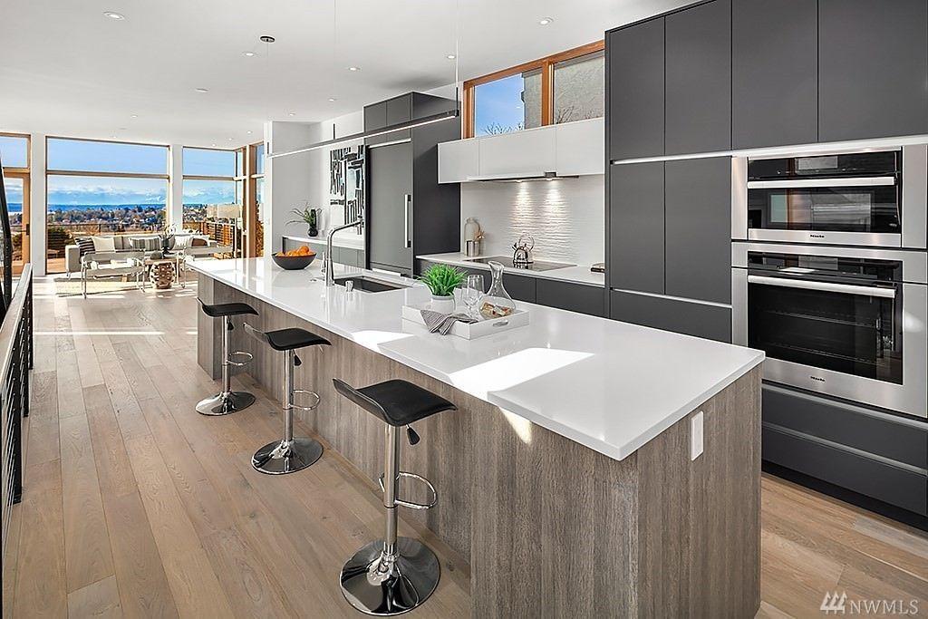 55 Modern Kitchen Design Ideas (Photos)   Kitchen styling ...