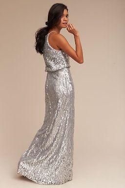 876bc5bdf9a Sequined Alana Dress