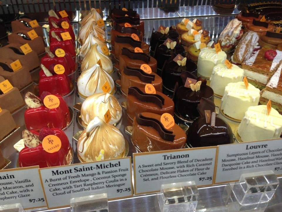 Francois Payard Patisserie in New York, NY BE SURE TO TRY