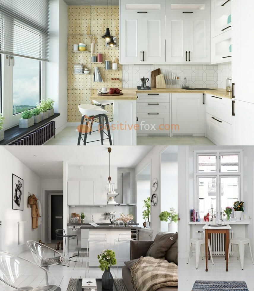 Kitchens in the style of Provence - coziness and simplicity