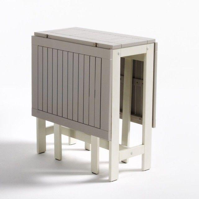 Table de jardin pliante acacia, Manta La Redoute Interieurs ...