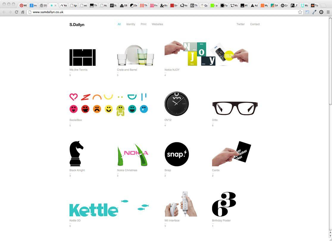 Gridded Layout Examples Printing Websites Web Design Inspiration Web Design