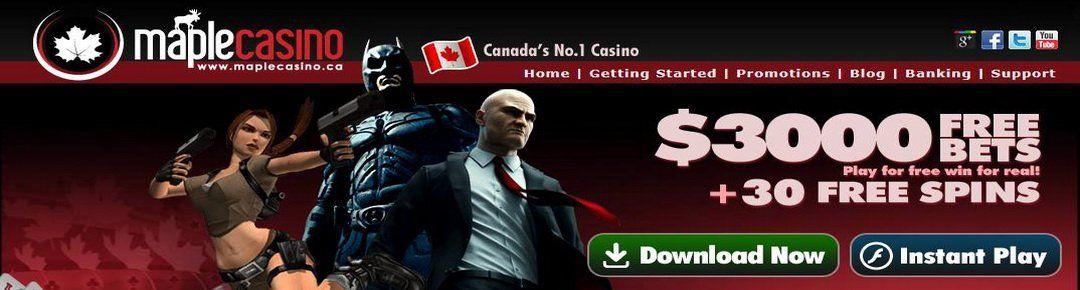 Maple casino no deposit bonus home alone 2 video game game over