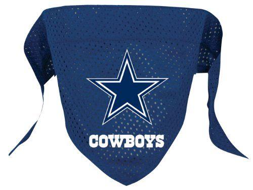 Hunter MFG Dallas Cowboys Mesh Dog Bandana, Large - http://thepuppy.org/hunter-mfg-dallas-cowboys-mesh-dog-bandana-large/