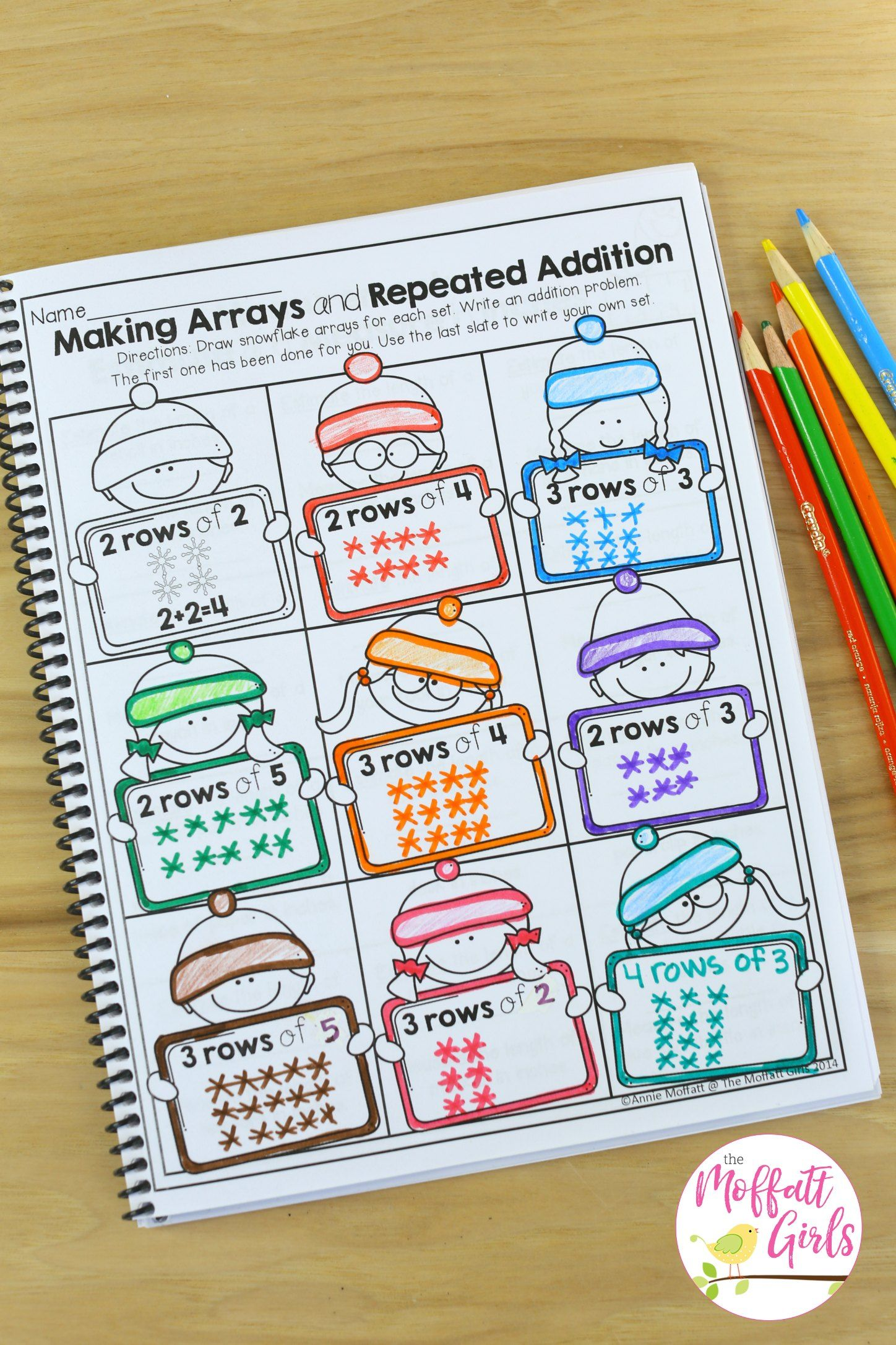 January Learning Resources With No Prep