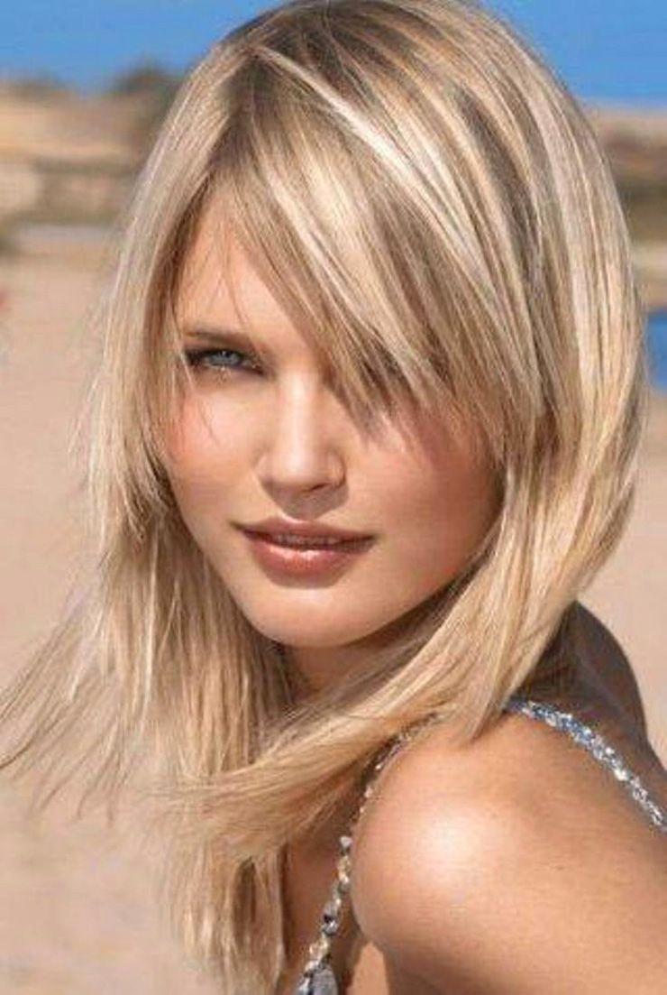 Medium length hairstyles top haircutsyles hair pinterest