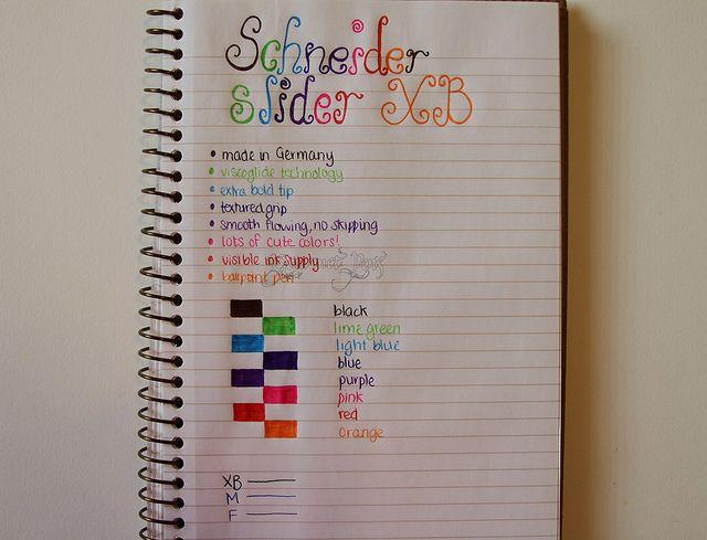 Review Stride Schneider Xb Slider Viscoglide Rollerball
