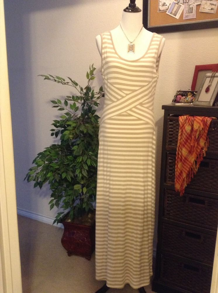 Beige By Eci Long Skirt Size L Skirts