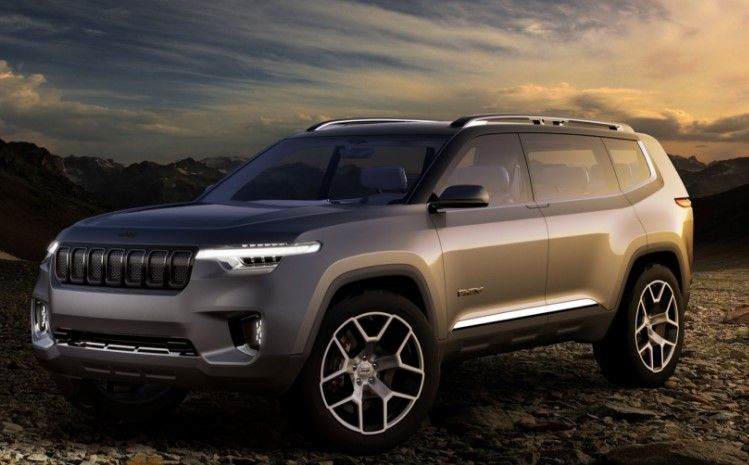 2019 Jeep Yuntu All Round Chinese Venture Jeep Grand Jeep Wagoneer Jeep Grand Cherokee