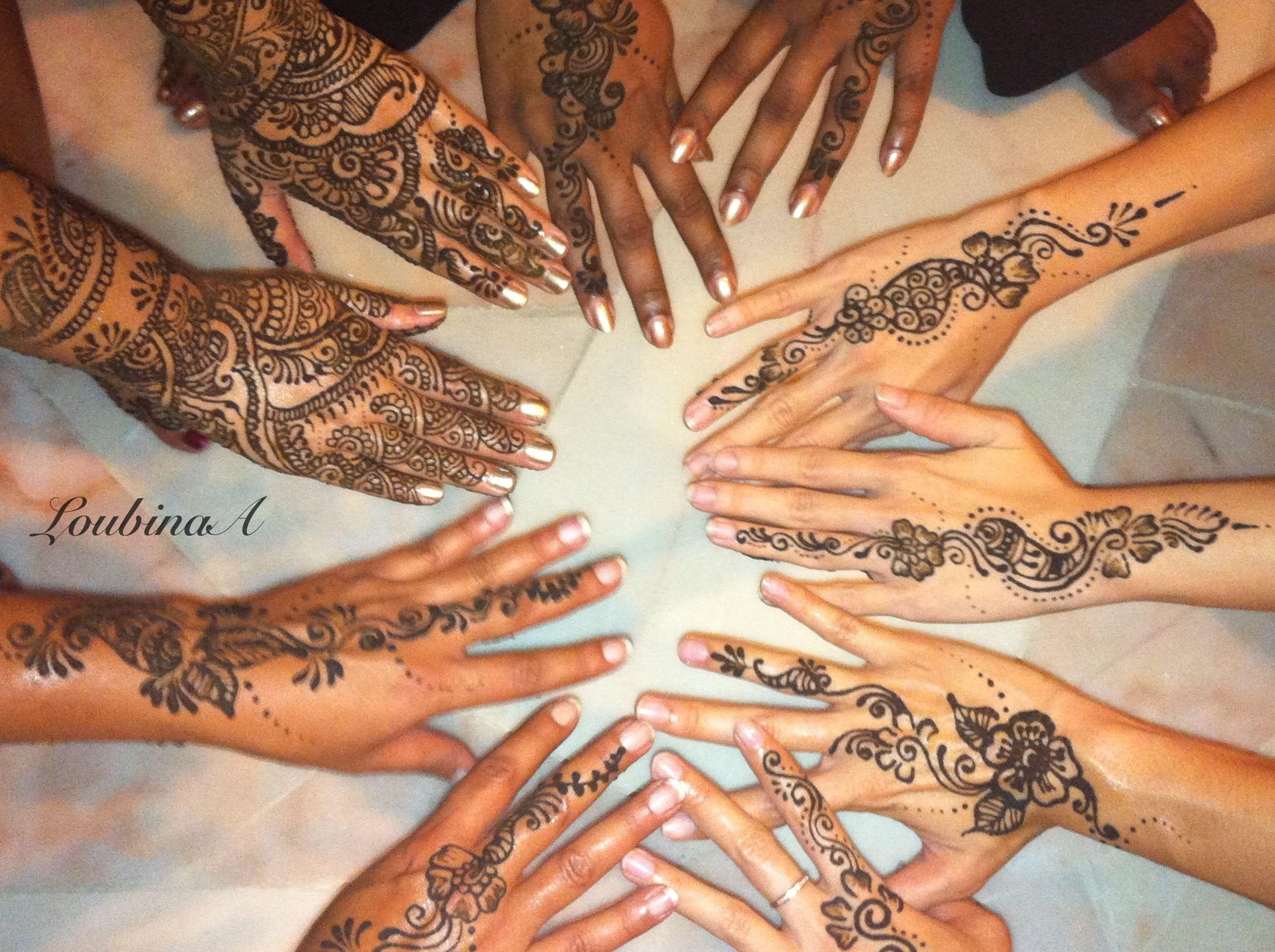 Wedding Henna Kuala Lumpur Malaysia