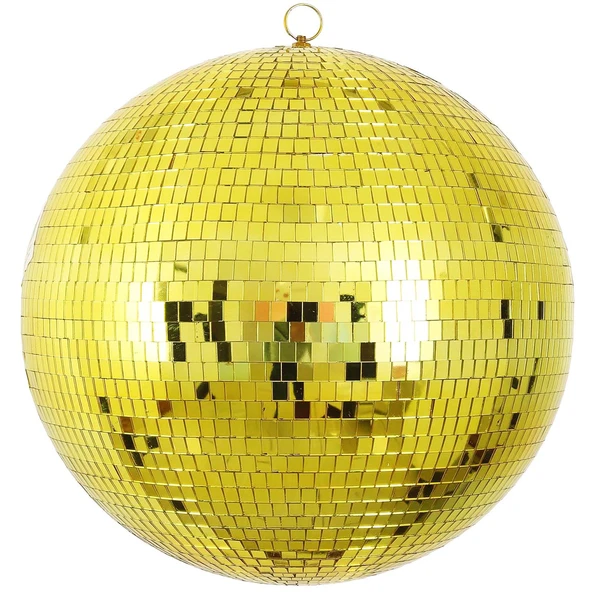 24 Gold Disco Mirror Ball Large Disco Ball With Hanging Swivel Ring Mirror Ball Glass Mirror Mirror Mosaic