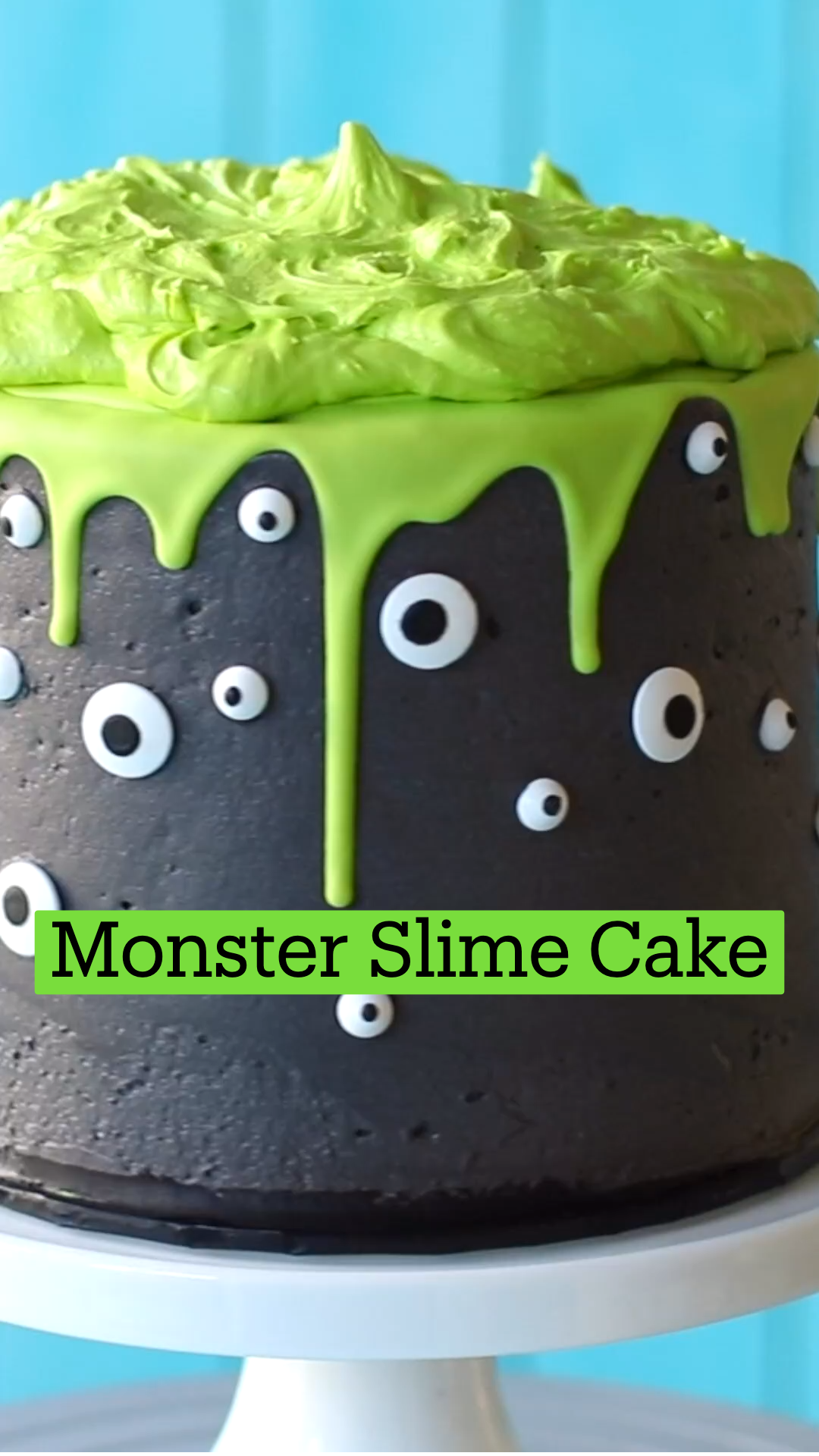 Photo of Monster Slime Cake