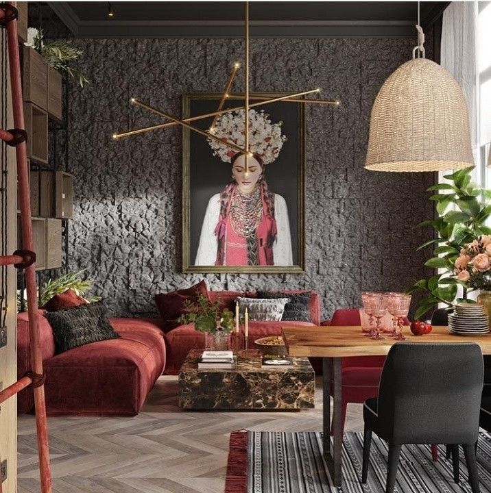 Eclectic Interior Design Ideas: Amazing 25 About Eclectic Interior Design Ideas For Your