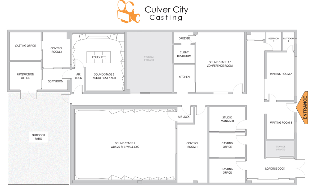 Casting Agency Office Floor Plan Google Search Office Floor Plan Floor Plans Agency Office