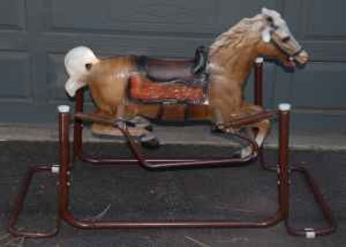 Rocking Horse I Had One Just Like This Rocking Horse Vintage Stroller Sale