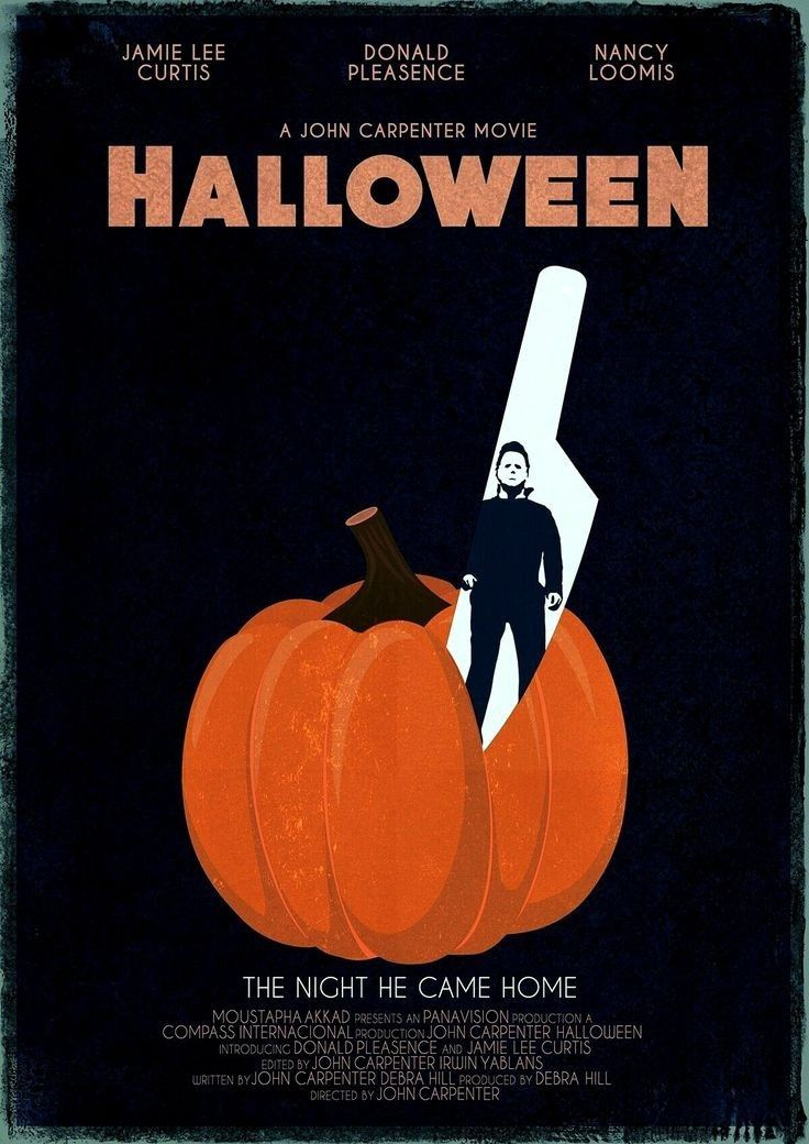 Pin by Daily Doses of Horror & Hallow on Halloween (1978