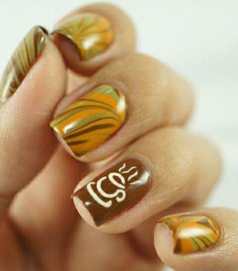 Coffee Nails Maquillaje Y Manicura Pinterest Coffee
