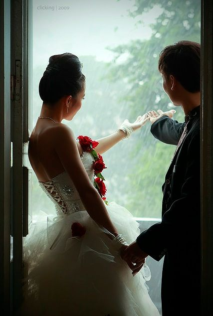 It S Good Luck If Rains On Your Wedding Day