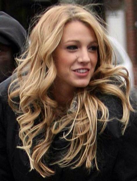 serena van der woodsen hair - Google Search | Hairfanatic ...