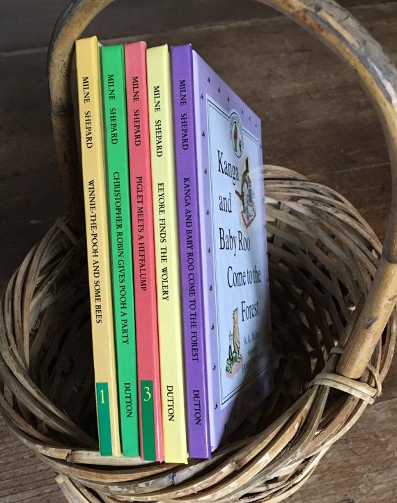 5 vintage winnie the pooh books free shipping in the us 5 vintage winnie the pooh books free shipping in the us vintage aa milne easter giftvalentine giftspastels negle Choice Image