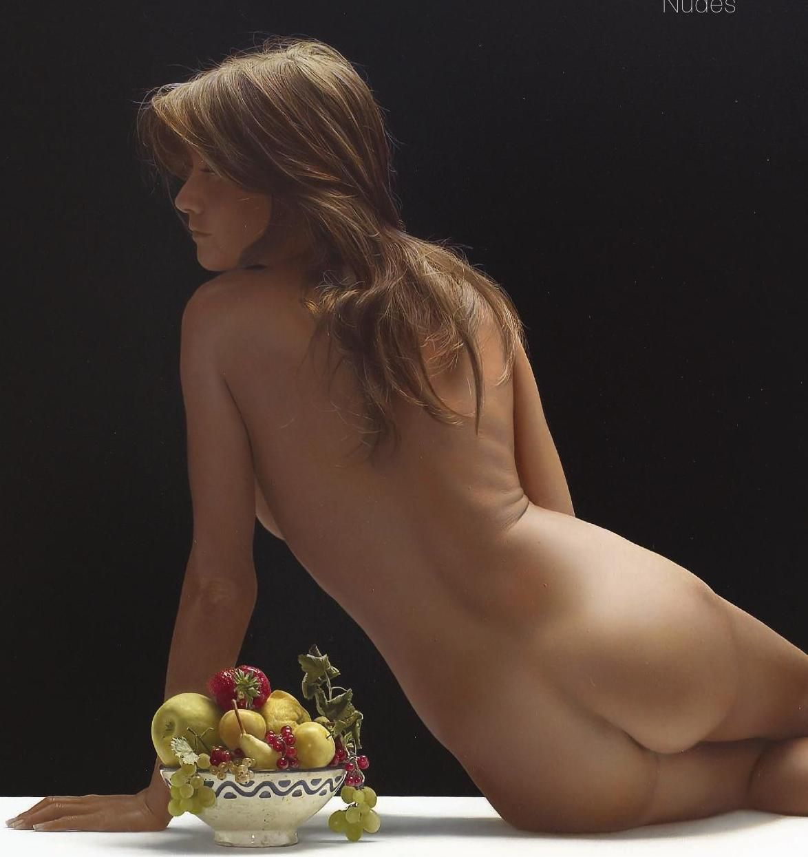 ISSUU - Luciano Ventrone - Nudes by Albemarle Gallery