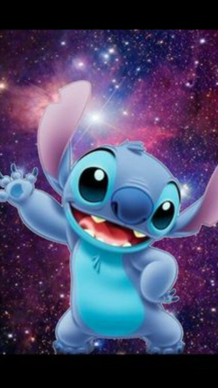 Fond Decran Stitch Kawaii