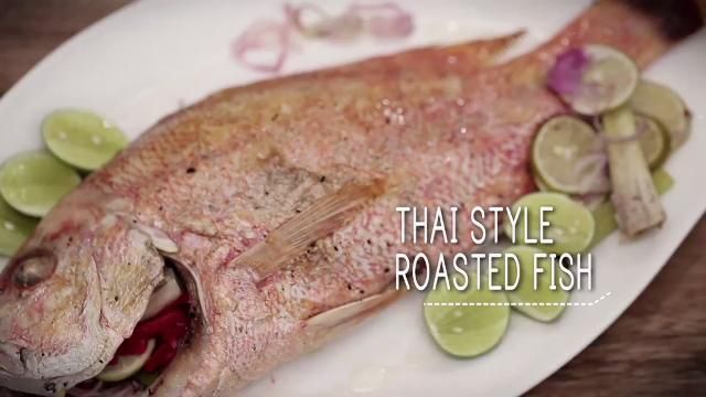 Ep 34 thai roasted fish simply special asian food channel food forumfinder Gallery