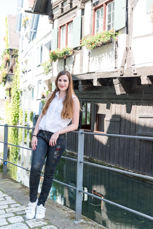andysparkles.de / Outfit / Blue Monkey / Fashionblogger