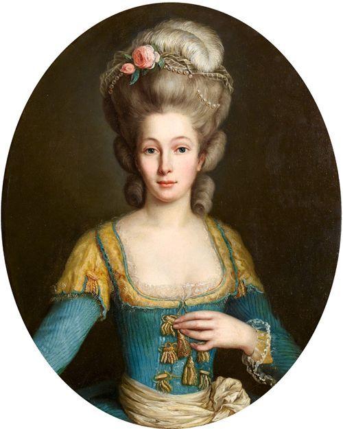 Marie-Gabrielle Capet by Labille Guillard