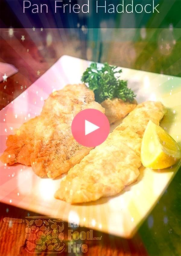 Fried Haddock Cooking perfectly seared pan fried haddock every time is easy This simple stepbystep guide will help you cook light crispy fish perfect for a quick lunch or...