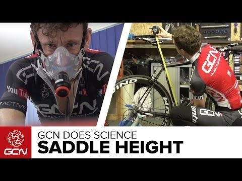 Admirable Does Saddle Height Matter Gcn Does Science Youtube Caraccident5 Cool Chair Designs And Ideas Caraccident5Info