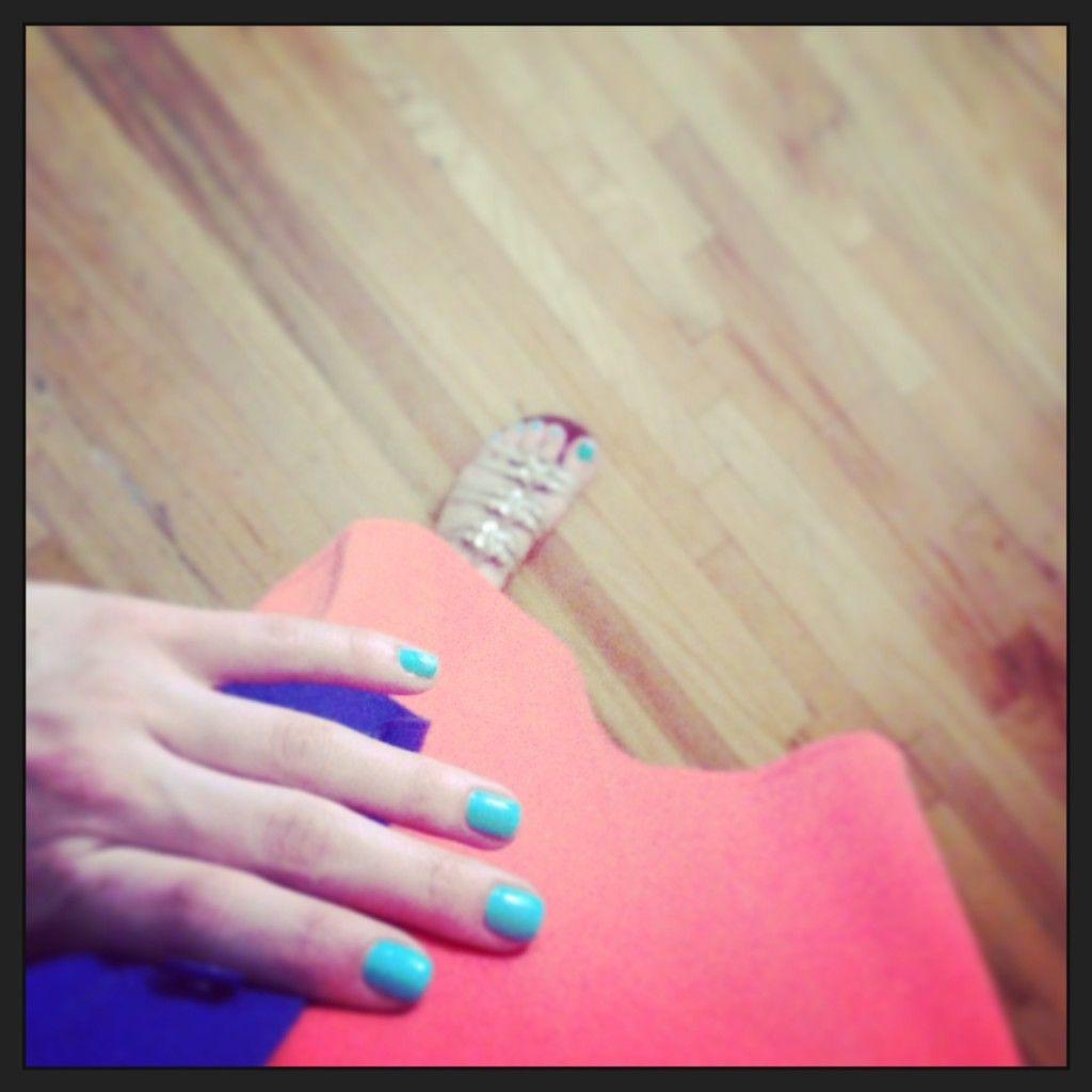 Mani/Pedi at The V-Spot Nail Spa in #Hoboken #TheVSpot #mani #manicure #pedi #pedicure #nails #spa #salon #nailspa #nailsalon #beauty