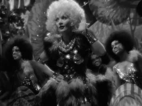 Marlene Dietrich dancing in Gorilla costume | Marlene dietrich ...