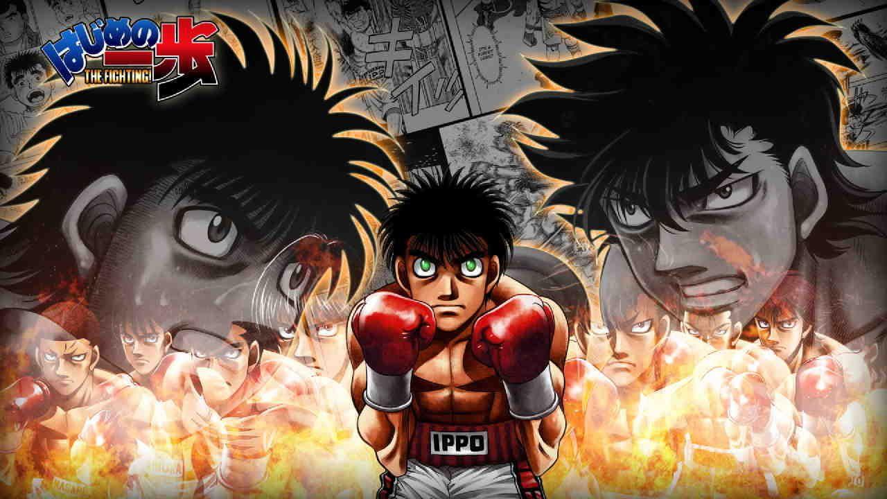 Hajime no Ippo Rising Subtitle Indonesia Batch Drama