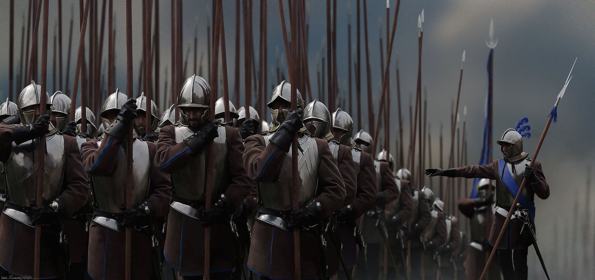 один фото всех армий мира средневековая имеет