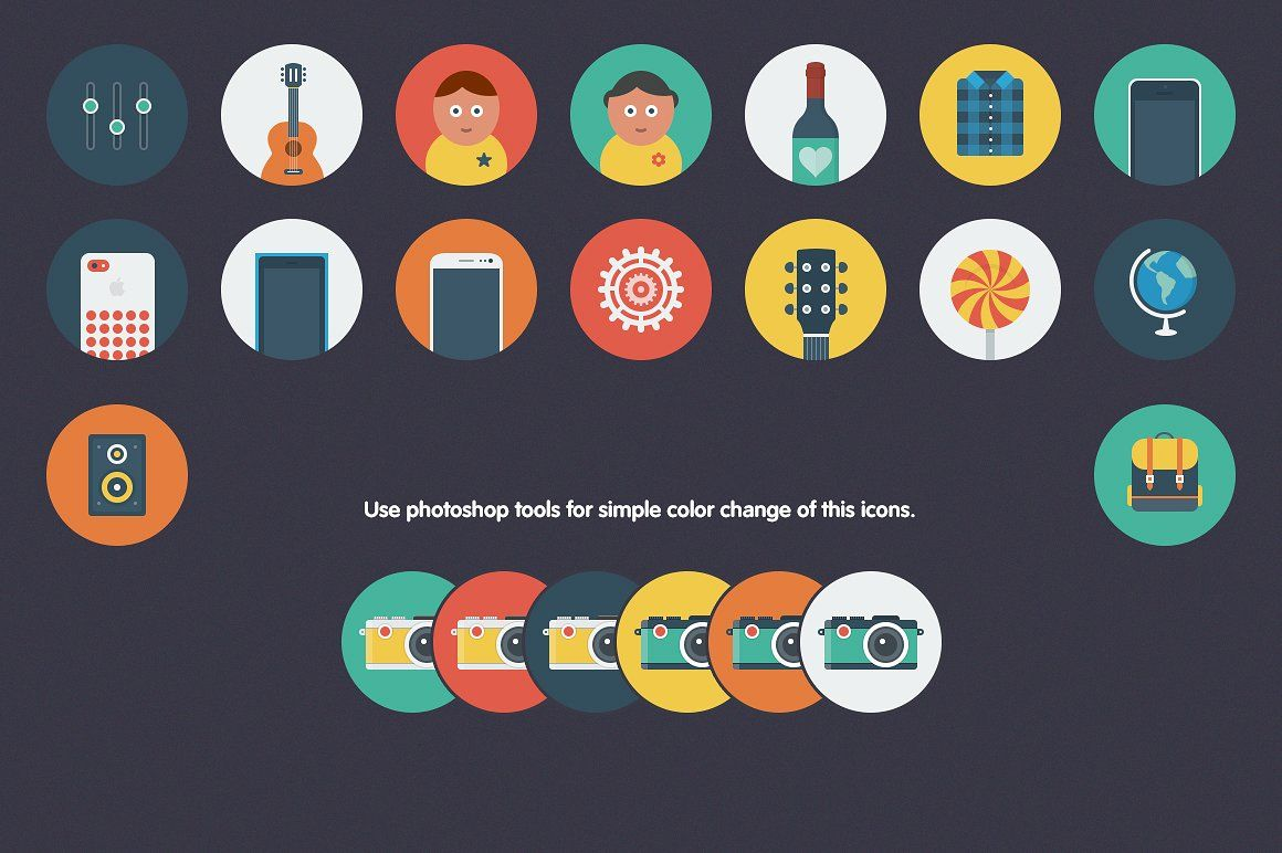 Create Simple Icon Flat Design Animation - BerkshireRegion