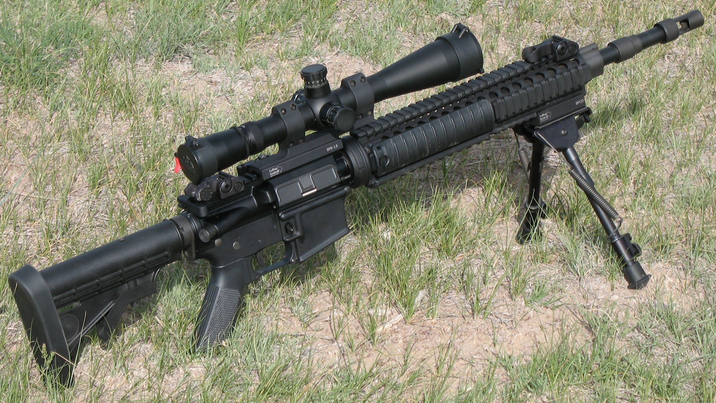 :: My custom built Mk12 MOD 1 Clone