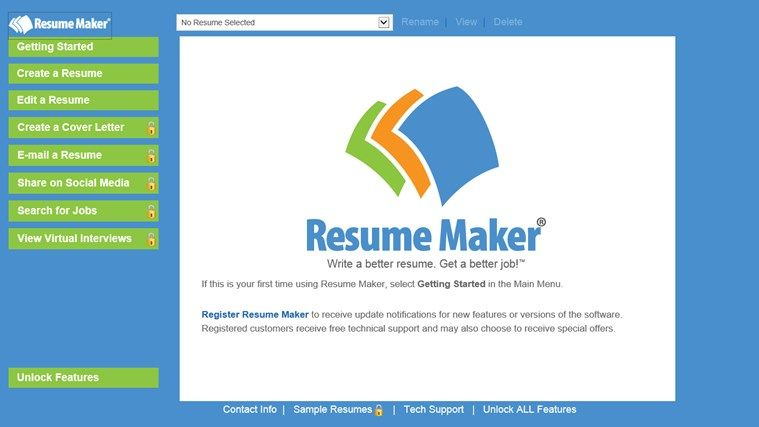 resume maker free template windows builder download Home Design - resume maker free download