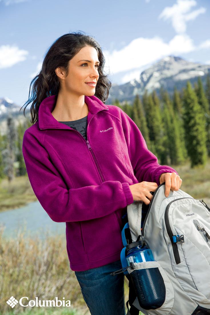 Benton Springs Full-Zip Jacket - One of Columbia's most popular ...