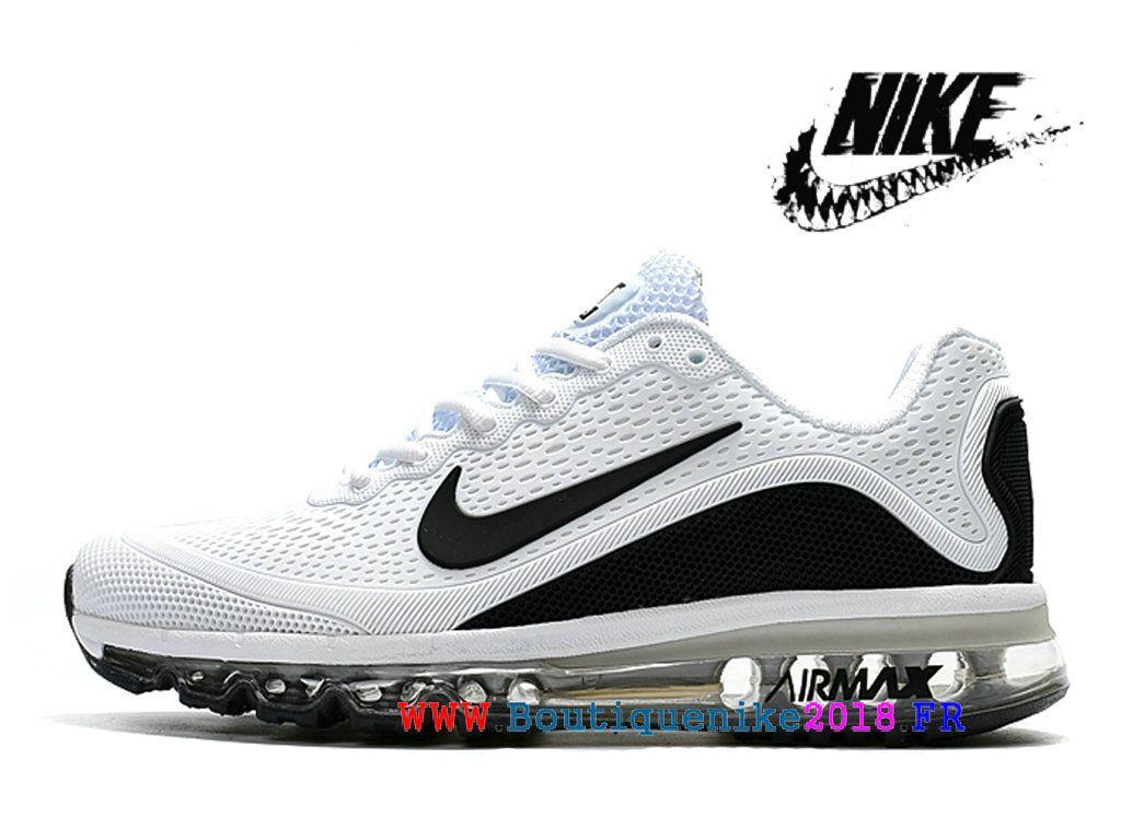 9b879c9e206 Nike Air 2017.5 Max Kpu Chaussures De Course Sneakers à Vendre Hommes Noir    blanc